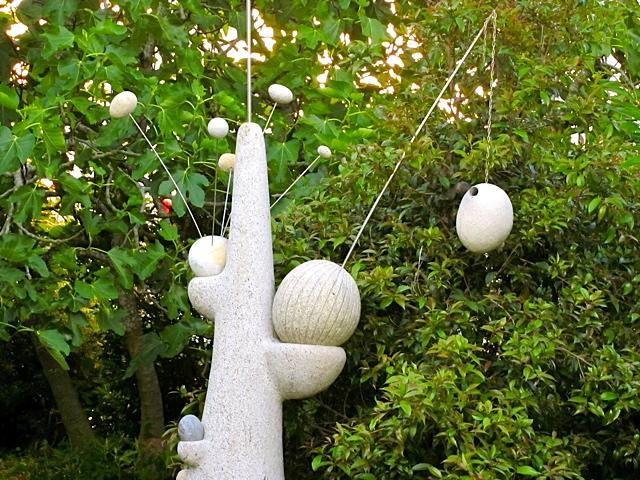 12 - Escultura nido ( detalle de la anterior)