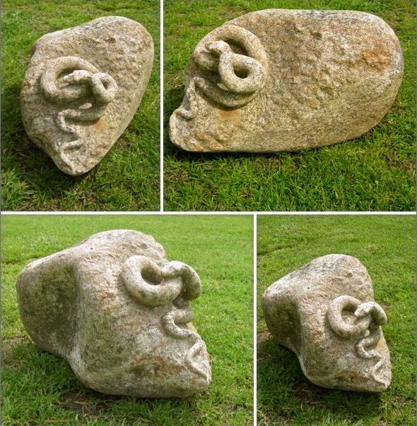 13 - Culebra - piedra granito