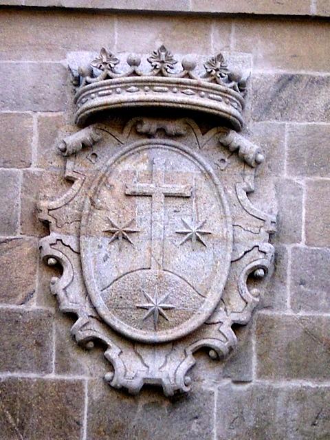 2 - Escudo Convento del Carmen