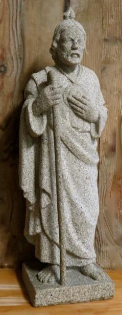 29 - San Judas Tadeo - granito