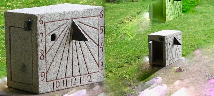Hueco en una piedra