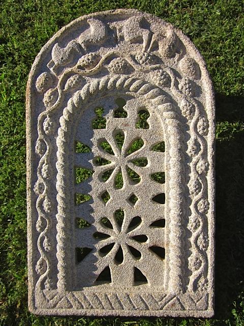 40 - Celosía San Xes - piedra granito - 51x31x4cm - Precio 500,00 €